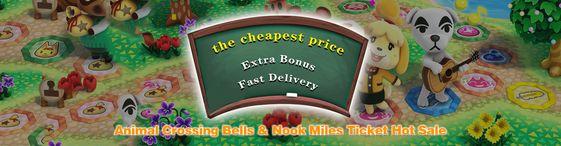 ACNH Buy Bells