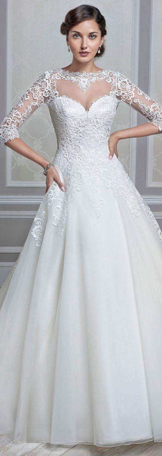 Bellas wedding dress   best images about Wedding Dresses on Pinterest  Stella york