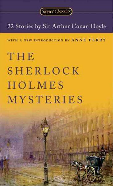 """Collects twenty-two of the famous fictional detective's adventures, including """"A Scandal in Bohemia,"""" """"The Crooked Man,"""" """"The Five Orange Pips,"""" """"The Adventure of the Six Napoleons,"""" """"The Musgrave Ritual,"""" and """"The Adventure of the Speckled Band,"""" in an anthology featuring a new introduction by best-selling author Anne Perry."""