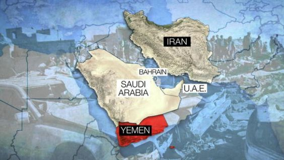 Pakistan is u201cnot in a hurryu201d to decide whether to join the Saudi-led - fresh yemen in world map