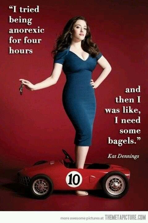 Kat Dennings - real female body inspiration!