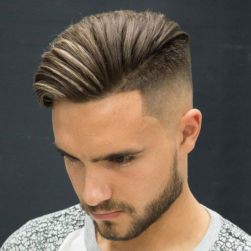 43++ Long comb over hairstyle low fade trends