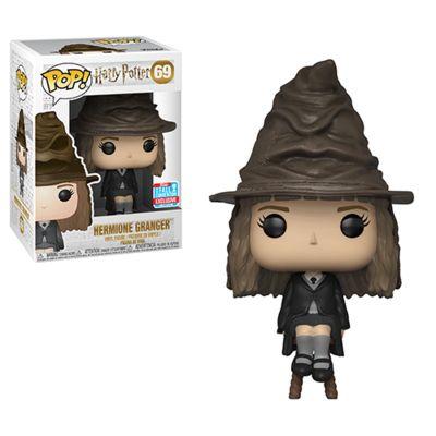 >69 Hermione w/ Sorting HatFunko Pop
