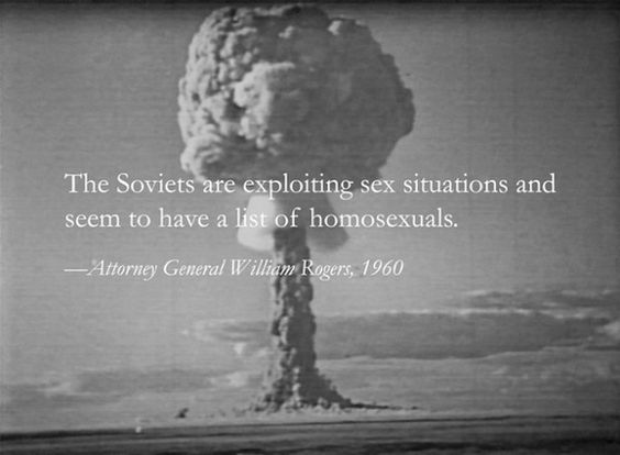 """Homosexuality was technically legal in the USSR until 1933 when it was criminalized by Stalin (lesbianism was not criminalized) and punishable by up to 5 years of hard labor."""