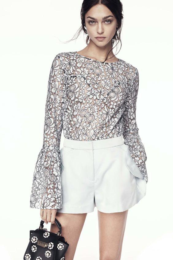 ZAC Zac Posen Spring 2017 Ready-to-Wear Fashion Show