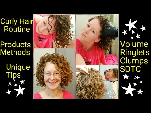 How To Tips For Curly Hair After Shower Routine To Get Perfect Ringlets Youtube Curly Hair Styles Oil For Curly Hair Shower Routine