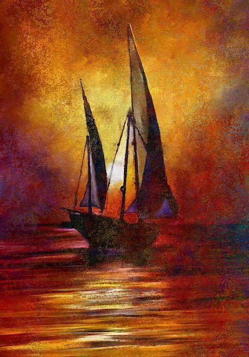 James Shepherd Website Art Boat Art Unique Art