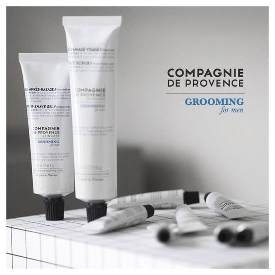 [JEU CONCOURS]  Tentez de gagner notre gamme complète Grooming for Men.  Regramez cette photo sur Instagram avec le hashtag #groomingteam . Règlement du jeu disponible sur notre site internet : http://www.compagniedeprovence.com/fr/content/16-cgv [CONTEST] Try to win our Grooming for Men range. Regram this picture on Instagram with the hashtag #groomingteam . Rules available on our website :  http://www.compagniedeprovence.com/fr/content/16-cgve