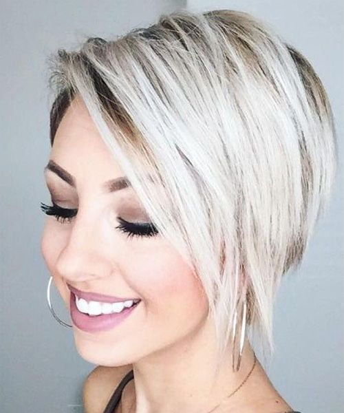 Glorious Short Layered Pixie Haircuts 2019 For Women Thick Hair Styles Short Hair Trends Short Hair With Layers