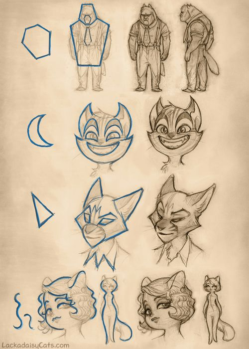 Character Design Definition : Picture show style and face shapes on pinterest