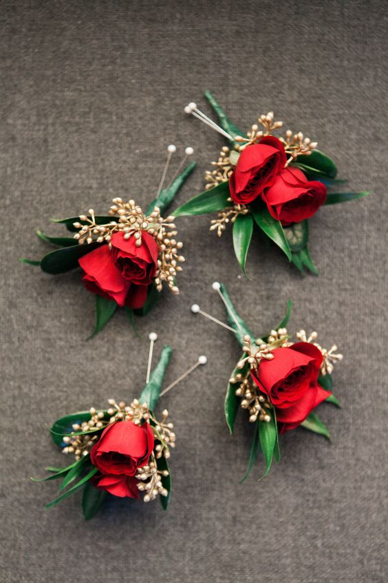 1000+ ideas about Red Rose Boutonniere on Pinterest | Rose Boutonniere ...