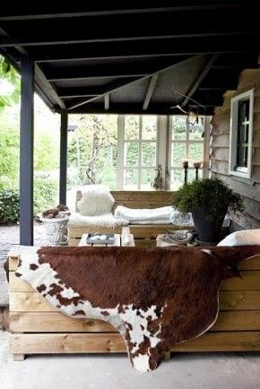 Outdoor living space, ek LOVE dit!