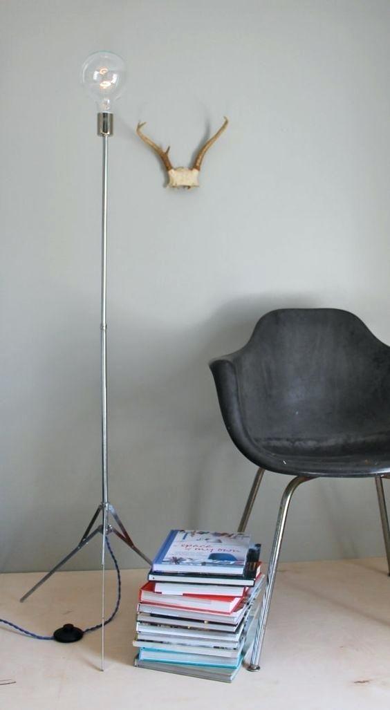 Minimalist Lamp System Minimalist But Effective Storiestrending Com Lamp Cool Floor Lamps Floor Lamp