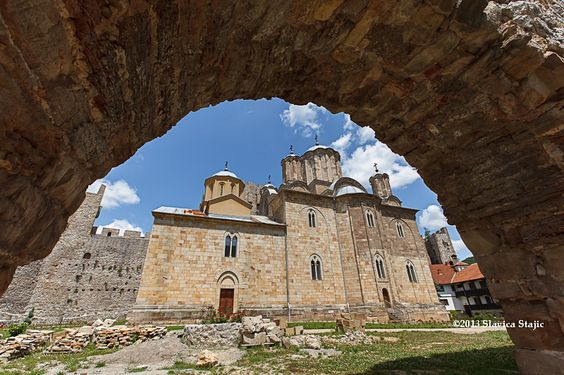 Serbia. Manasija monastery by Slavica Stajic on 500px