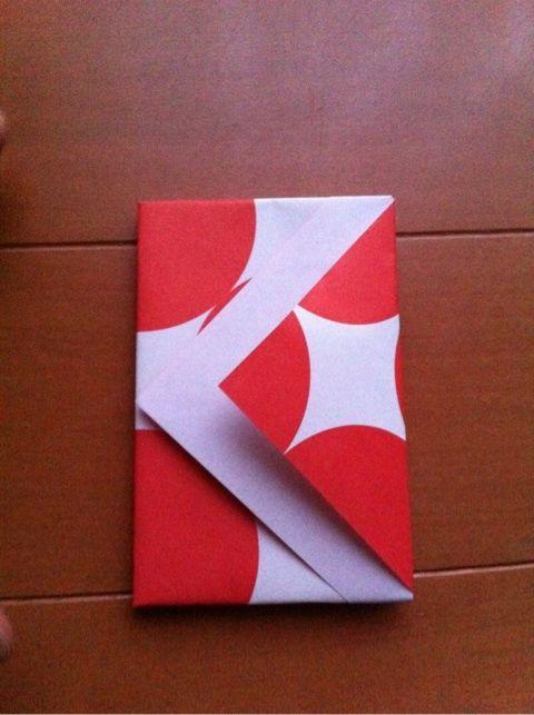 すべての折り紙 桃 折り紙 折り方 : シンプルなぽち袋 折り方 | DIY ...