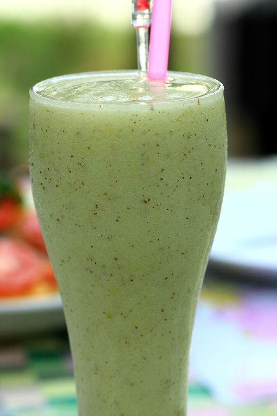 Such an ideal way to start the morning!: Wake Me Up & Keep Me Going Smoothie