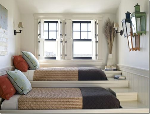 Love the double bed