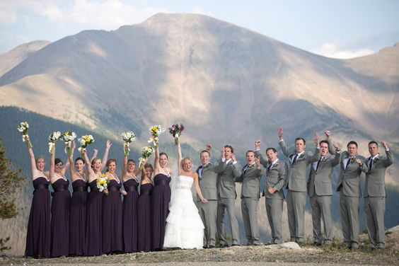 A Winter Park Resort Wedding Awaits You Say I Do At 12 000 Feet Mountain Weddings Pinterest And