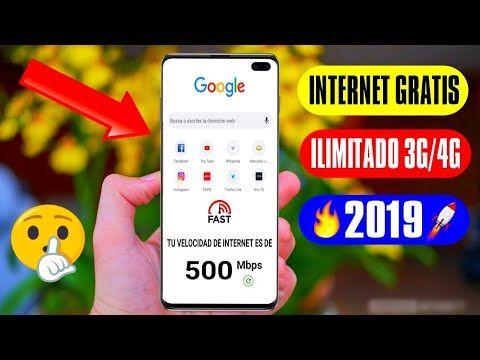 No Pagues Mas Internet Como Tener Internet Gratis En Cualquier Compañia Y País 3g Y 4g 2019 Como Tener Internet Trucos Para Android Trucos Para Teléfono