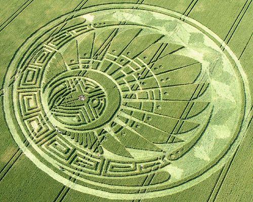 Best Crop Circles Ever 17