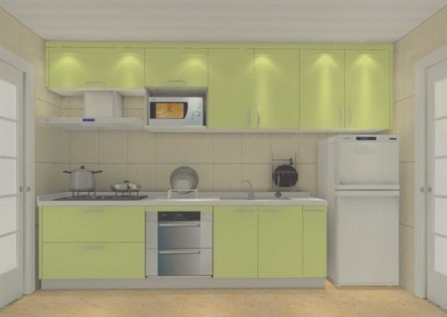 14 Outstanding Simple Kitchen Interior Design Image In 2020 Small House Kitchen Design Small Kitchen Design Layout Simple Kitchen