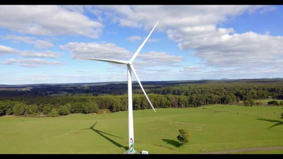 Hepburn Wind Turbines, Victoria by Drone Addiction Beautiful - windfarm project manager sample resume
