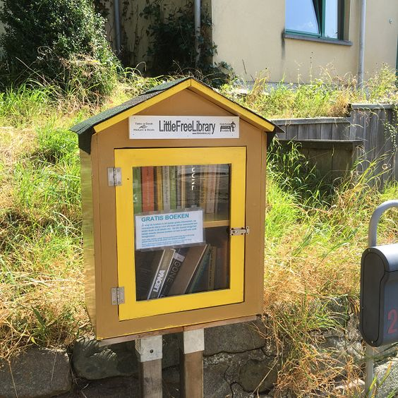Little Free Library Sint-Genesius-Rode