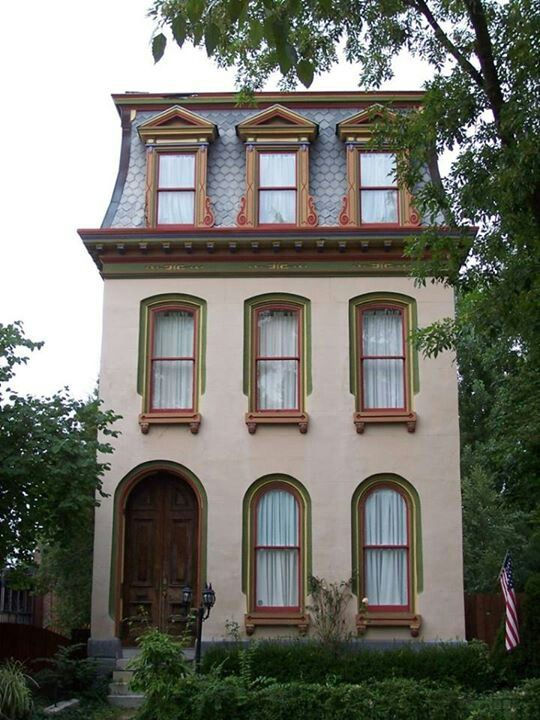 Best Mansard Roof Victorian Style Architectural Facets 400 x 300