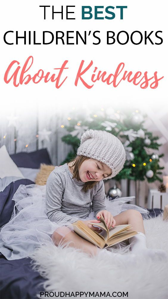Best Christmas Reads 2020 For Children The Best Children's Books About Kindness The Ultimate List in