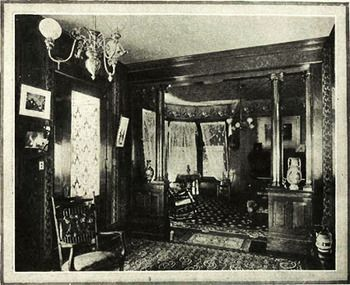 Edwardian house interiors