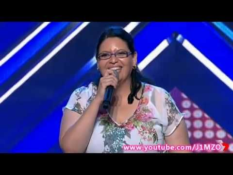 Rochelle Pitt - The X Factor Australia 2014 - AUDITION [FULL] -  *** Women get better with age! ***