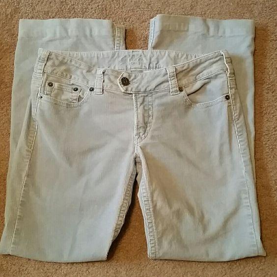 Silver Jeans Corduroy | Compras Botas y Jeans