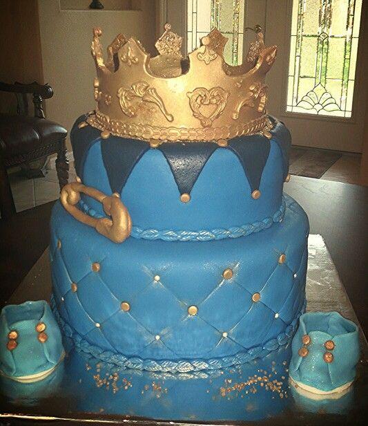 Baby Shower Cakes Kingston ~ Royal baby shower cake cakes i made pinterest