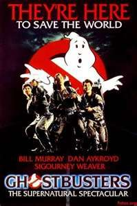 Ghostbusters.