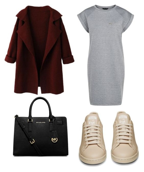 """Styled by Jasmine "" by jasmineemichelle ❤ liked on Polyvore featuring MICHAEL Michael Kors"