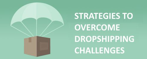 Strategies to overcome dropshipping challenges  Dropshipping can make your selling business easy; however, it greatly depends on how you deal with it.  #Dropshipping #ecommerce #Business #DropshipBusiness #Challenges