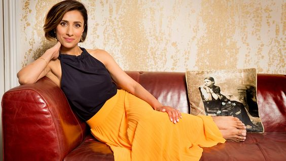 Who Do You Think You Are? Anita Rani. BBC1. Celebrity genealogy series. Journalist Anita Rani sets out to see if she can find out more about what happened to her grandfather during the Partition of India