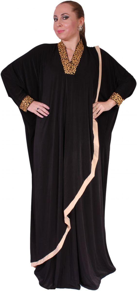 Jameela Stylish Abaya женски [JML-43] цена, преглед и покупка в ОАЕ, Дубай, Абу Даби |  Souq.com