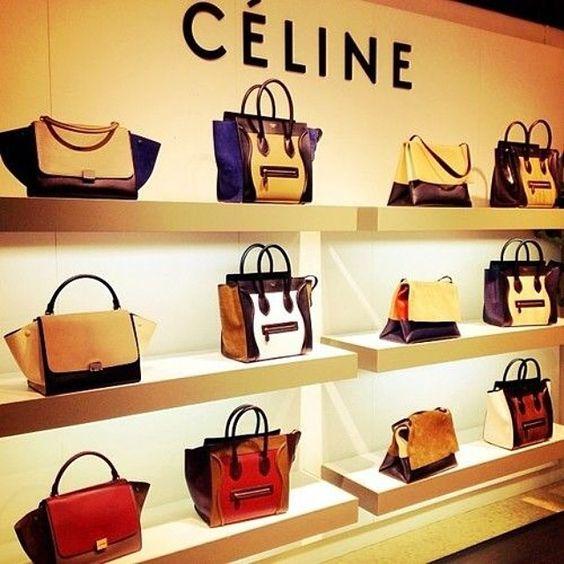 celine bags instagram