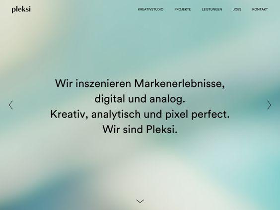 Willkommen beim Kreativstudio Pleksi