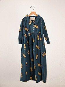 Bobo Peanuts Maxi Dress #ladida #ladidakids #bobochoses ladida.com