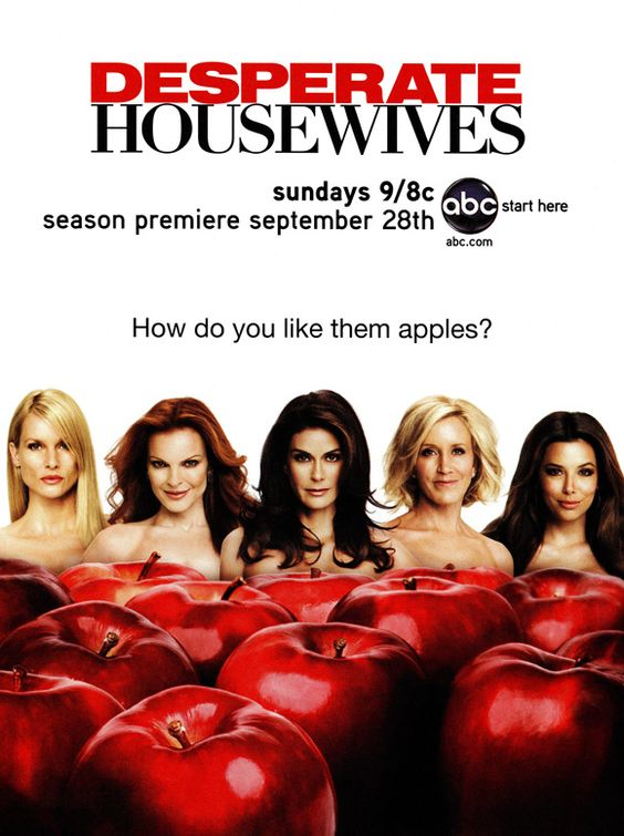 Desperate Housewives #desperatehousewives