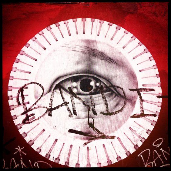 bandit / eye : larkin street : tenderloin : sf