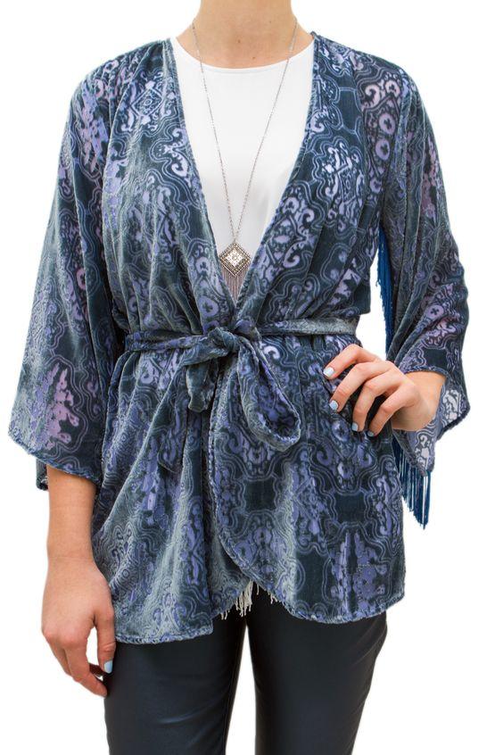 Freedom Fringe Kimono
