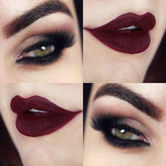 Halloween Makeup Tutorial - a maquiagem que usei no Halloween da Disney » Pausa para Feminices: