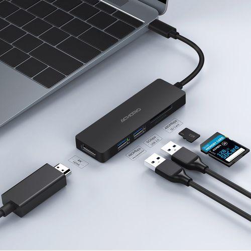 Usb Hub Setup Usb Flash Drive In 2020 Hdmi Usb Hub New Macbook Air