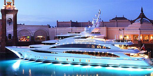 Luxus-Trip In Die Karibik: John Staluppis Luxus-Yacht | Yahts And