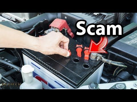 Here S Why Car Batteries Are A Ripoff Youtube Car Battery Hacks Auto Repair Car Batteries