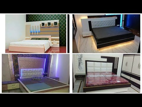 Letest Bed Design ब ड ड ज इन Youtube Bed