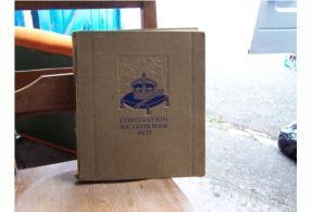 Coronation Souvenir Book 1937 £20